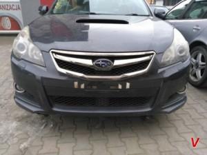 Subaru Forester Четверть задняя HG81675083