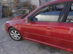 Subaru Legacy Двери передние HG76533729