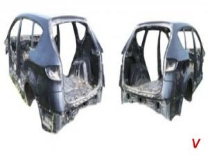 Subaru Tribeca Четверть задняя FA21319248