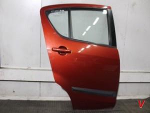 Suzuki Splash Двери передние HG77441203