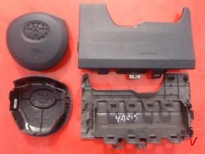 Toyota Yaris Подушка руля HF84686252