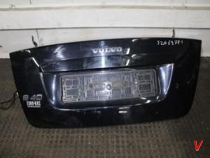 Volvo S40 Крышка багажника HG77437922