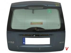 Volvo V50 Крышка багажника GJ28803443