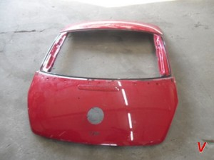 VW Beetle Крышка багажника HG71527046