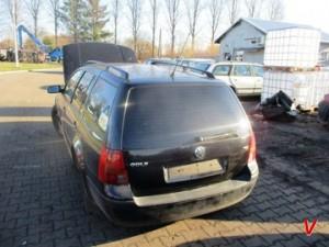 VW Bora Крышка багажника HG77740016