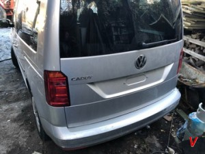 VW Caddy Крышка багажника HG80810536