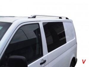VW Caddy Рейлинги HG09045821