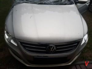 VW CC Капот HG69368245