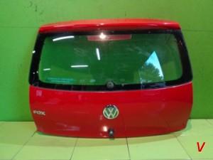 VW Fox Крышка багажника HG75634585