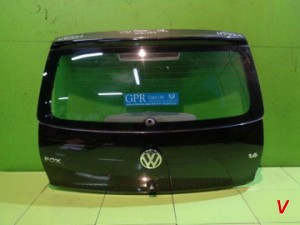 VW Fox Крышка багажника HG75672708