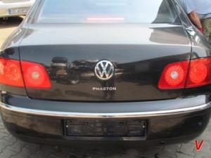 VW Phaeton Бампер задний HG67933956