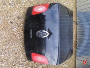 VW Phaeton Крышка багажника HG72354078