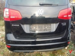 VW Sharan Крышка багажника HG72845483