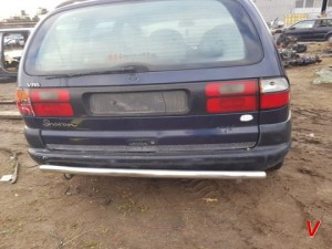 VW Sharan Крышка багажника HG80442660