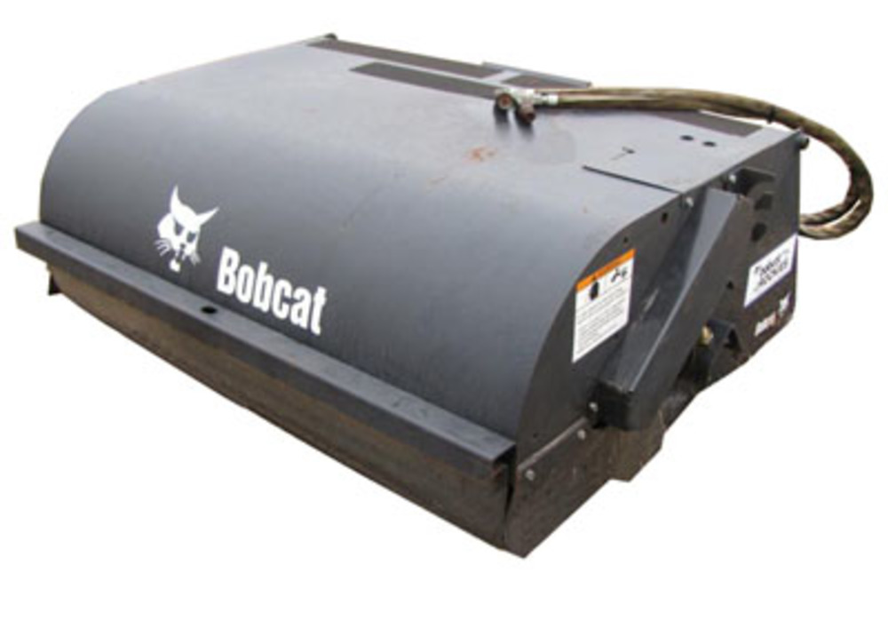 Bobcat 60 sweeper