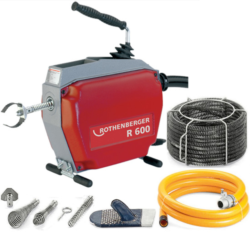 Rothenberger r600 kit