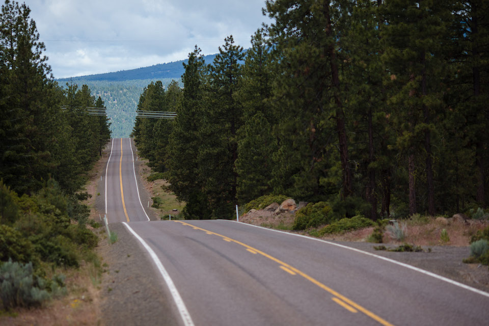 highway 66, oregon, road trip