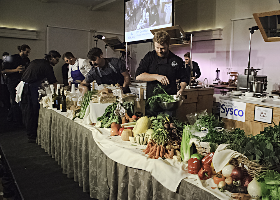 ashland culinary festival