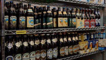 beer bottle shop