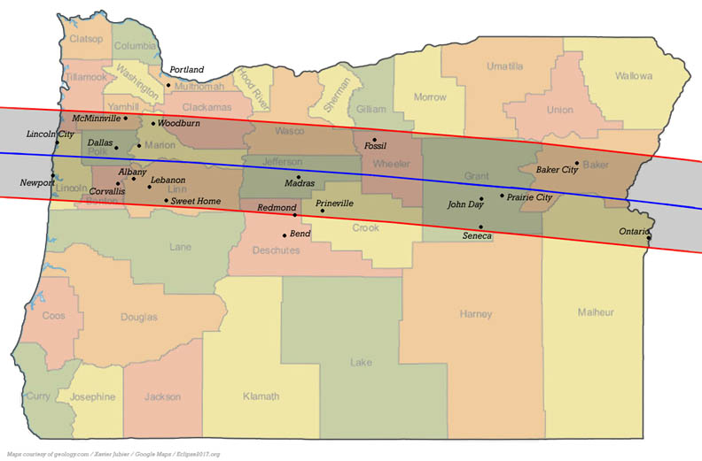 Reserve Your Campsite For The Total Solar Eclipse 1859 Oregon S