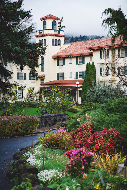 the columbia gorge hotel