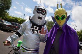 UFO Festival mcmenamins