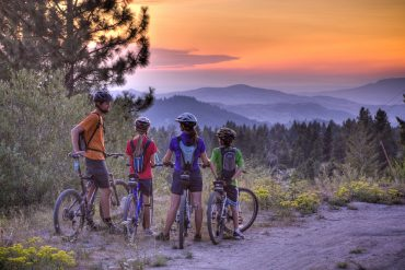 mountain biking, boise, idaho