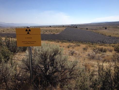 uranium mines lakeview