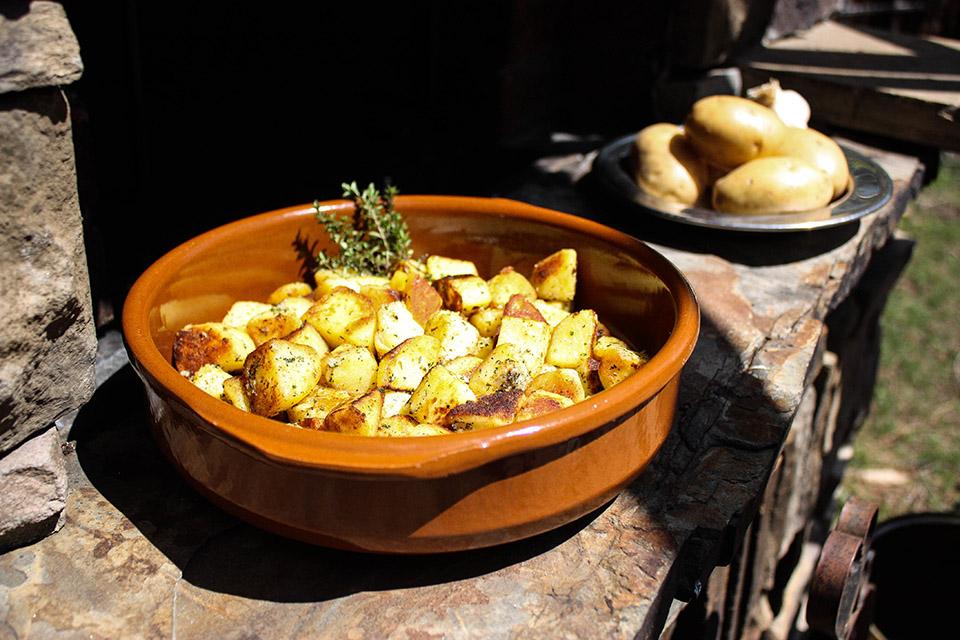 Oregon Organic Roasted Potatoes
