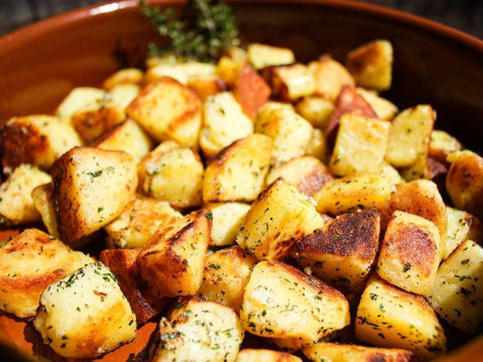 Oregon Roasted Potatoes