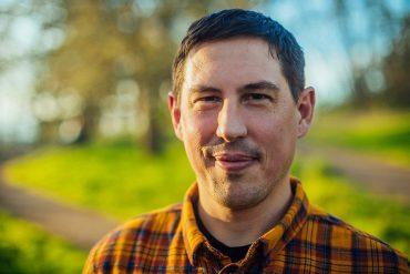 Oregon Author Eliot Treichel