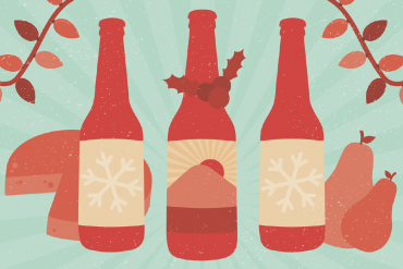 Oregon Beer Pairings for the Holidays