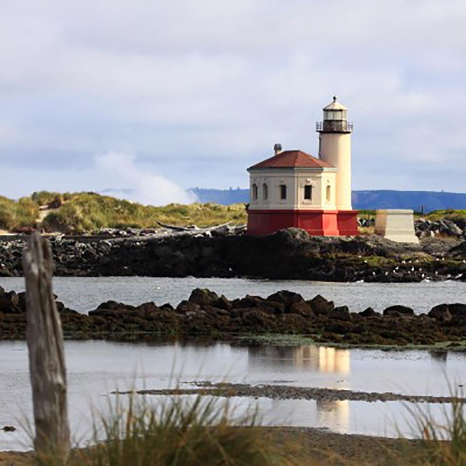 Lighthouses On The Oregon Coast