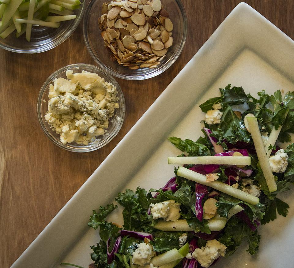 blues salad