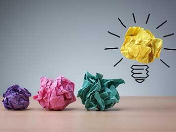 ¿Cuál es la clave para tener una idea que cambie la historia?