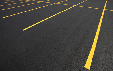 Asphalt parking lot installation Denver, CO