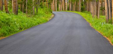 Asphalt driveways Evergreen CO