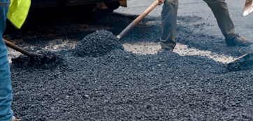 Residential asphalt driveways denver