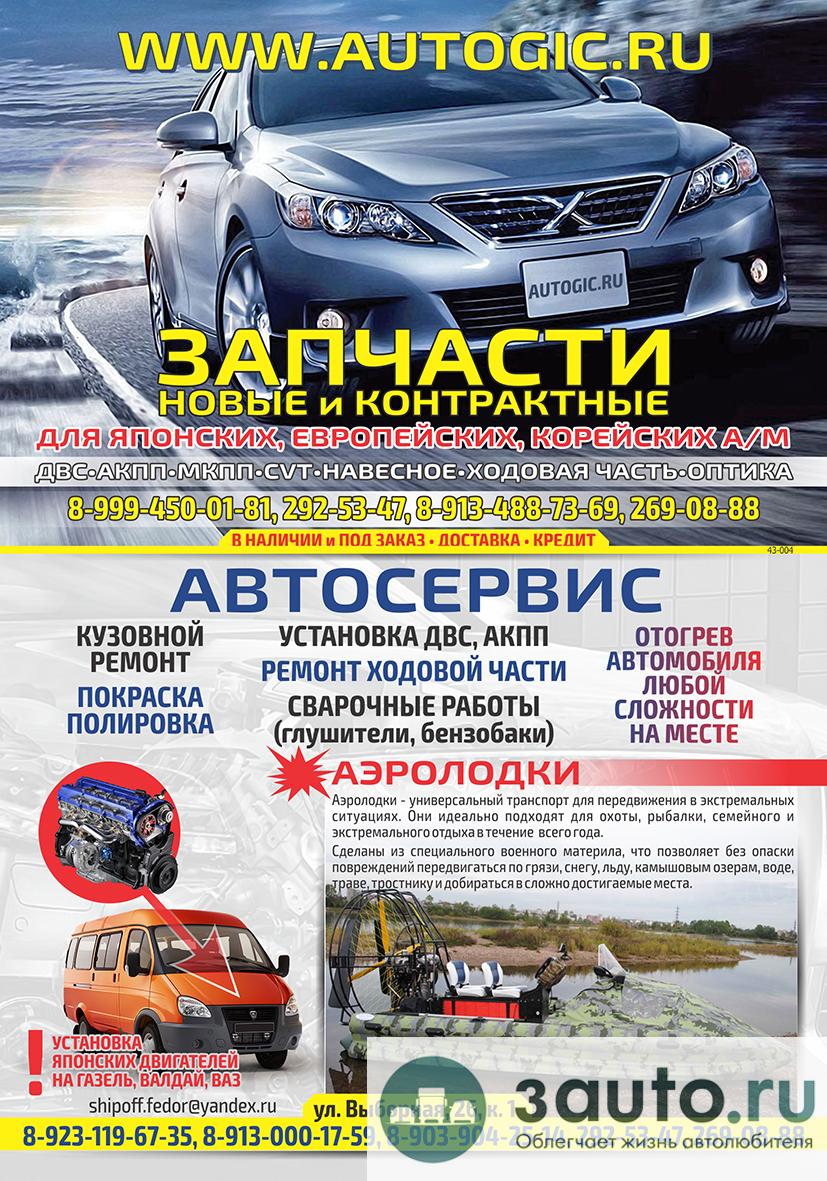 Автогис - 2