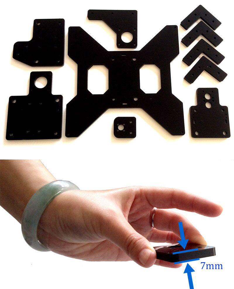 HE3D Ei3 3D Printer