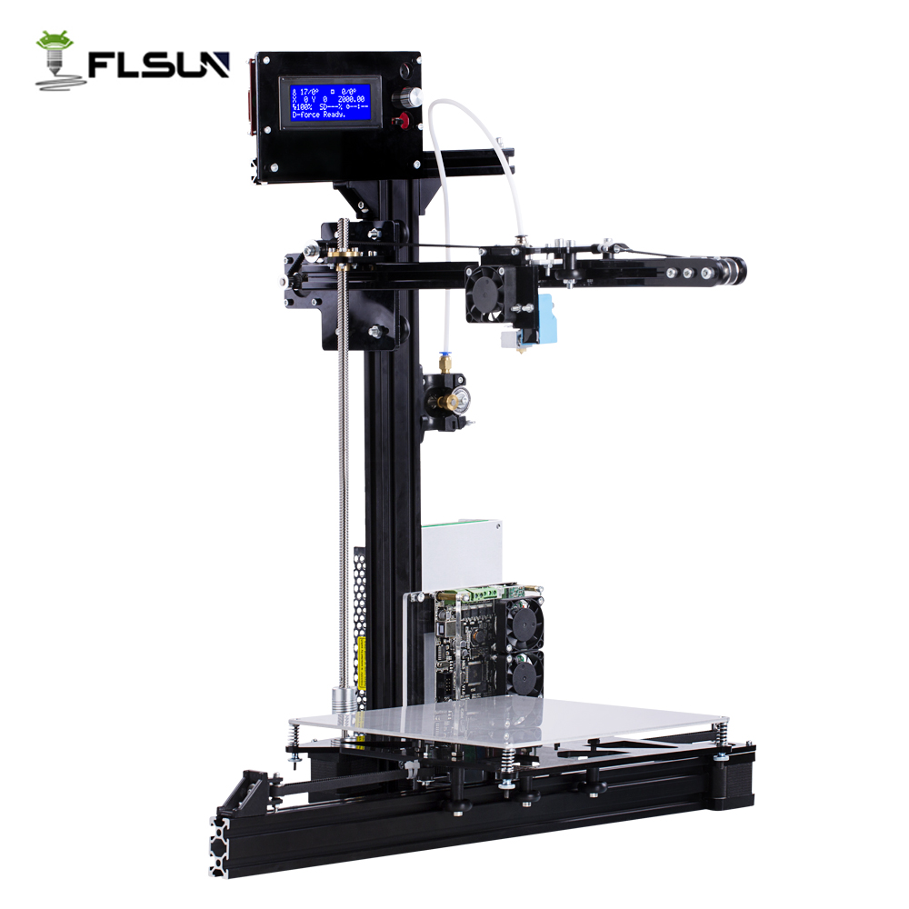 FLSUN Ormerod Reprap 3D Printer Kit