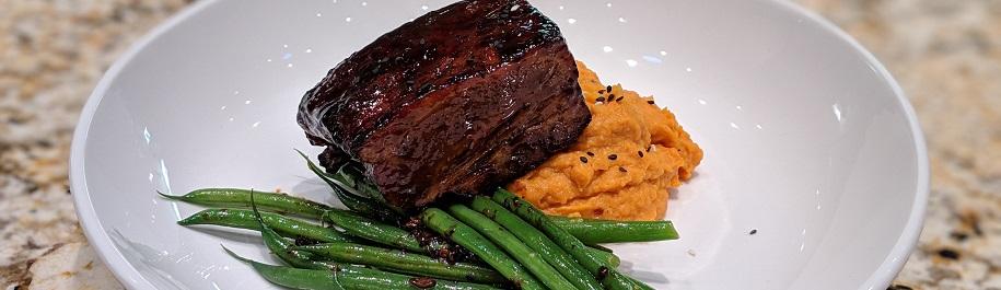 Hoisin-Glazed Pork Belly