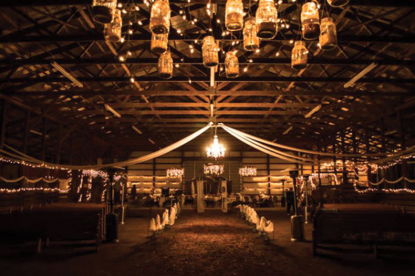 Rustic wedding venues we found a riverside venue where people are saying their i dos in snazzy treehouse cabins and another barn turned hitching post thats two stories tall junglespirit Choice Image