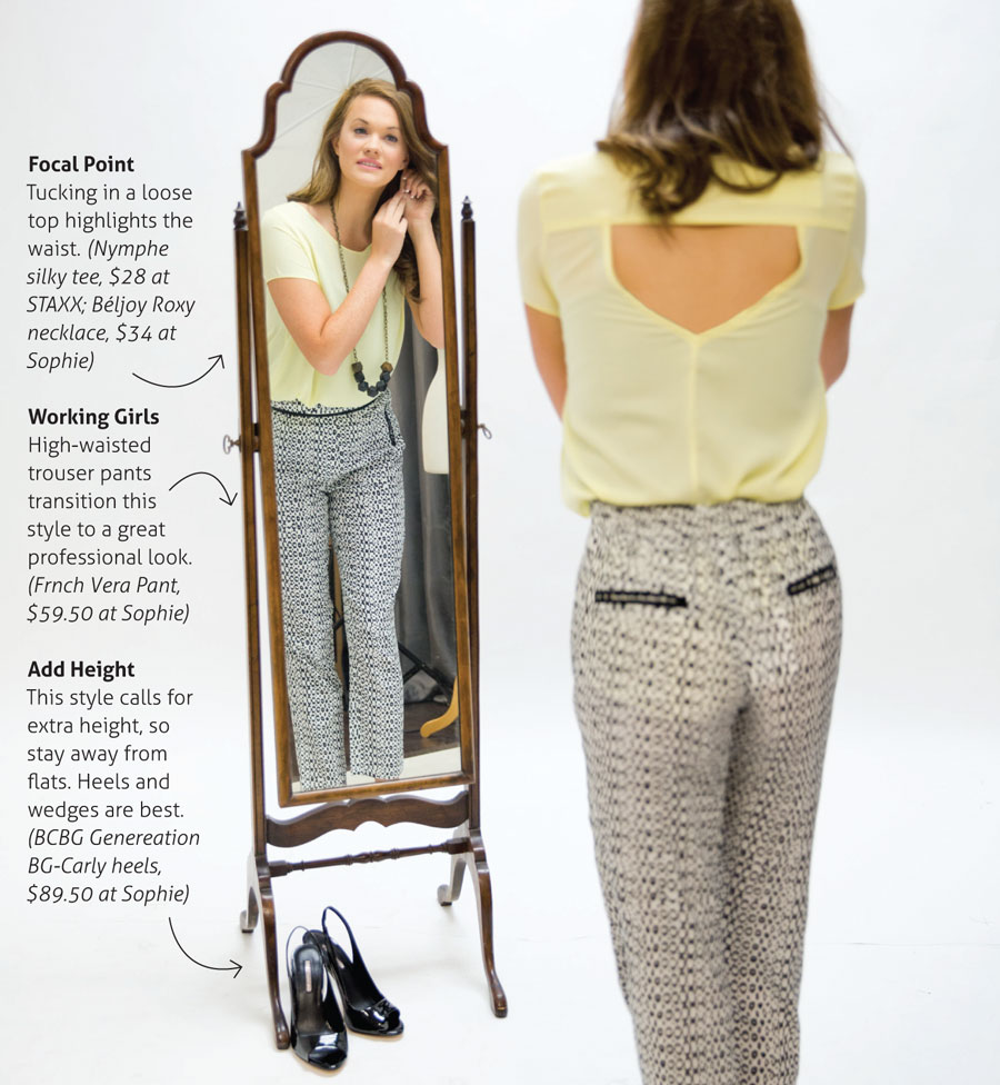 To acquire How to dress wear pants waist picture trends