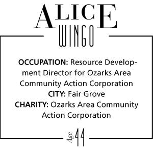 Alice Wingo