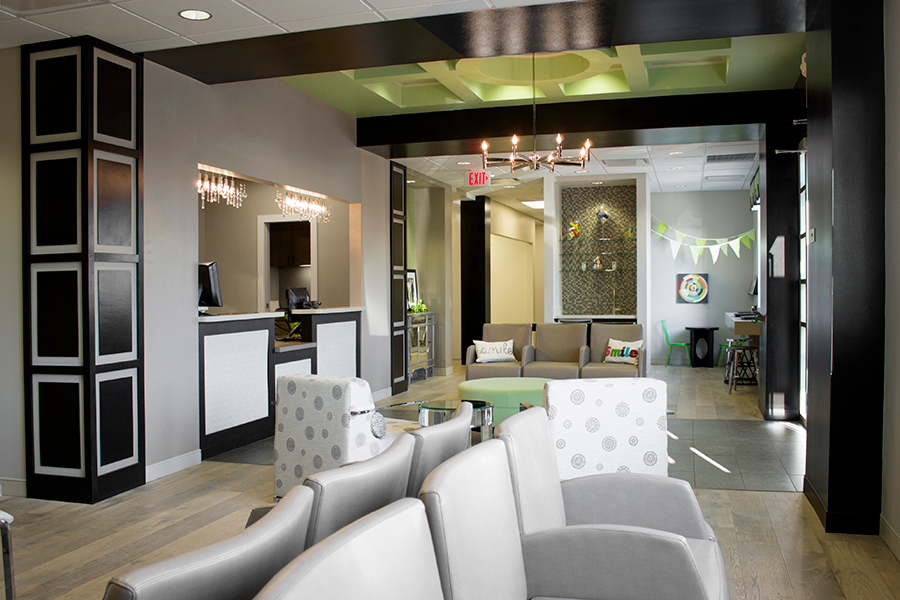 Amazing Project Summary: The Designers Sought To Create A Comfortable, Inviting  Space Where Patients And ... Nice Look