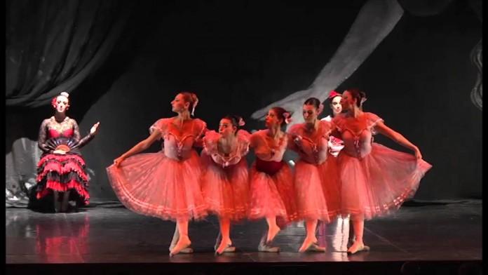 danza classica coppelia