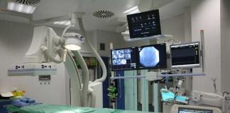 angiografo ospedale