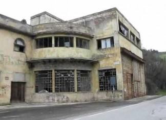 Ex stabilimento Caproni