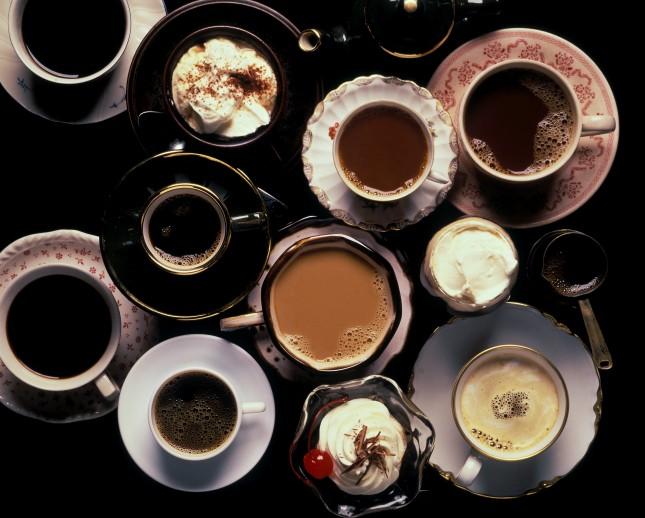 Un caff per tutti a vecchiazzano - Diversi tipi di caffe ...
